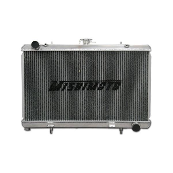 Mishimoto MMRAD-S13-89SR | Nissan 240sx S13 SR20DET Manual Transmission Aluminum Radiator; 1989-1994