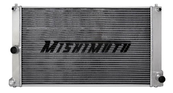 Mishimoto MMRAD-SCI-08:  2008-11 Scion xB Manual Transmission Aluminum Radiator