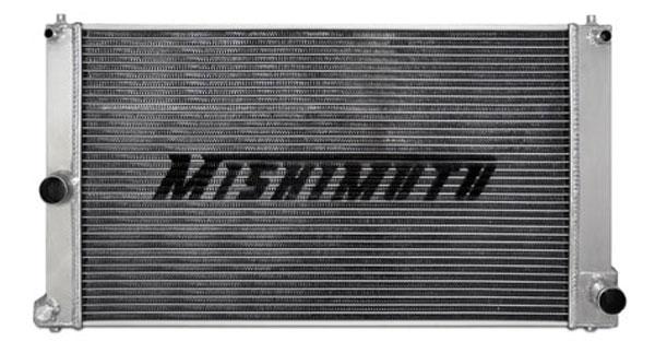 Mishimoto MMRAD-SCI-08 | Scion xB Manual Transmission Aluminum Radiator; 2004-2007