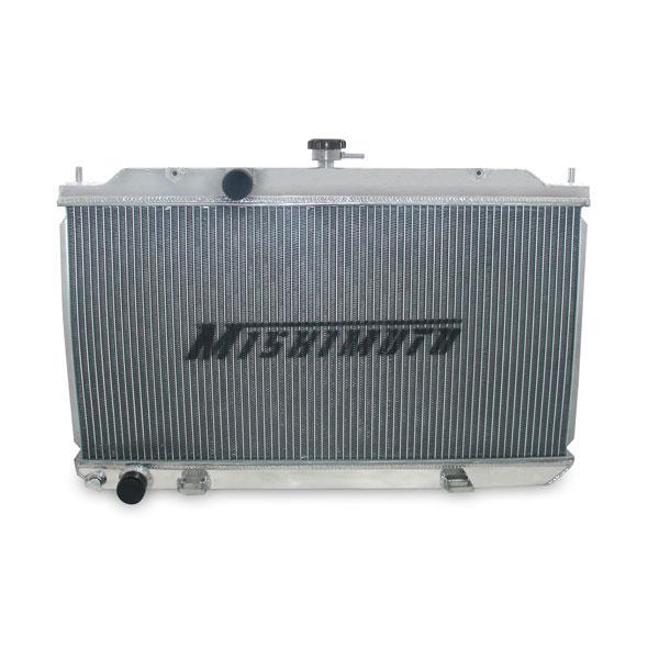 Mishimoto MMRAD-SEN-00    Nissan Sentra SE-R Vspec Manual Transmission Aluminum Radiator; 2000-2005