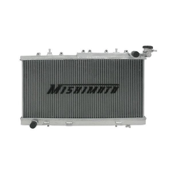 Mishimoto MMRAD-SEN-91 | Nissan Sentra Manual Transmission Aluminum Radiator; 1991-1999