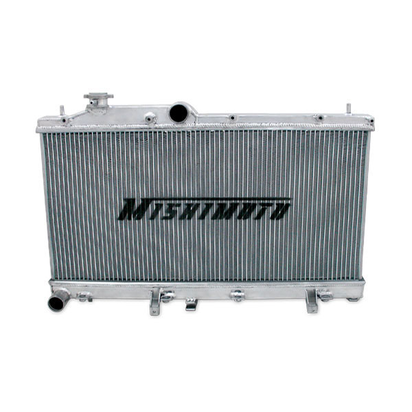 Mishimoto MMRAD-STI-08:  2008-11 Subaru WRX and STI Manual Transmission Aluminum Radiator