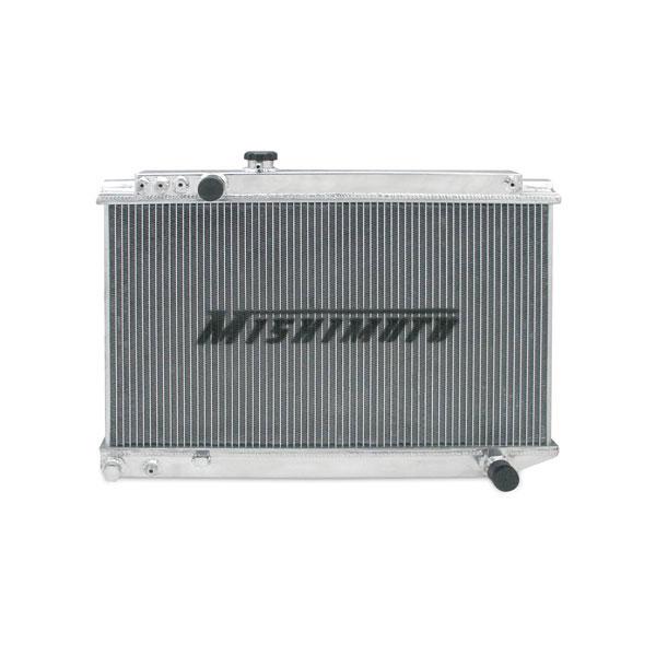 Mishimoto MMRAD-SUP-86 | Toyota Supra Manual Transmission Aluminum Radiator; 1986-1993