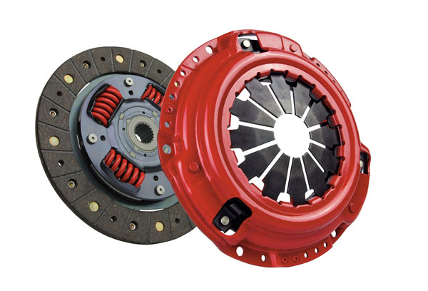 McLeod Racing (760051) McLeod Acura RSX 2002-06 2.0L 5-speed Street Tuner Clutch Kit