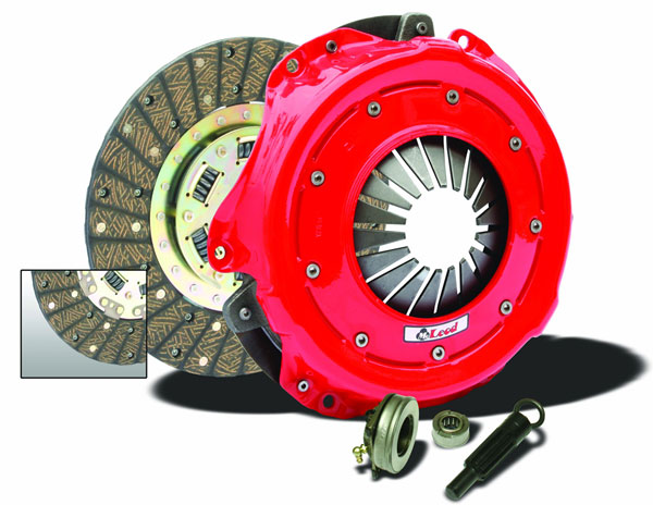 McLeod Racing 75024 | McLeod Street Level Clutch Kit GM x 1-1/8 x 10-Spline Kit; 1967-1985