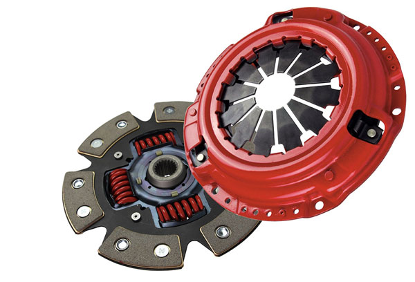 McLeod Racing 763171 | McLeod Street Supreme Clutch Kit Acura CL COUPE 1997-99 2.2L & 2.3L