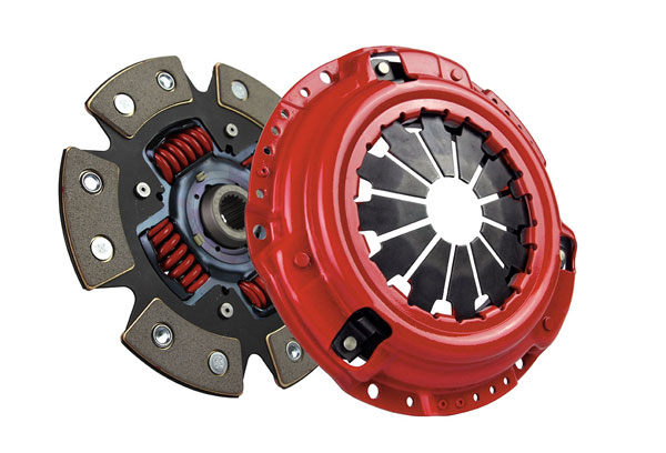 McLeod Racing 761171 | McLeod Street Power Clutch Kit Acura CL COUPE 2.2L & 2.3L; 1997-1999