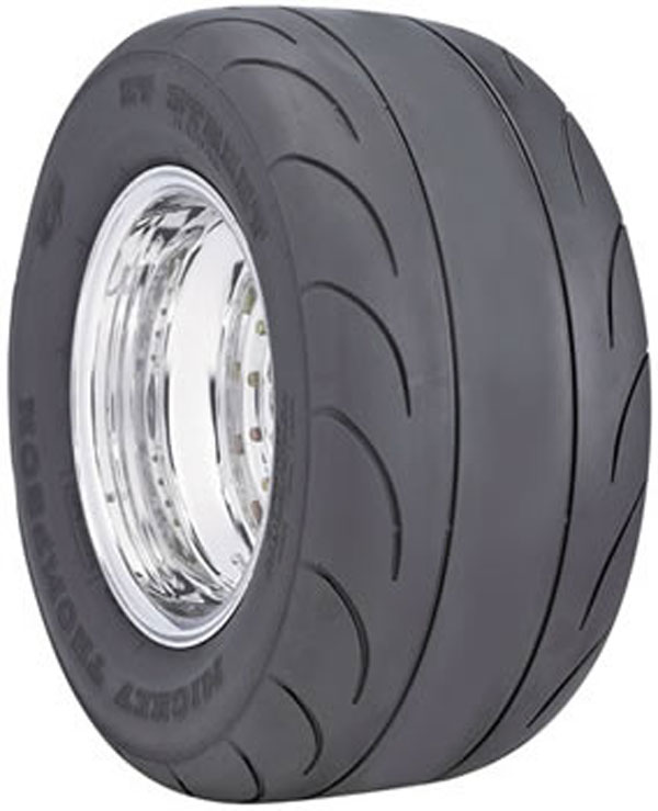 Mickey Thompson 3762R:  ET Street Radial (295/65R15)
