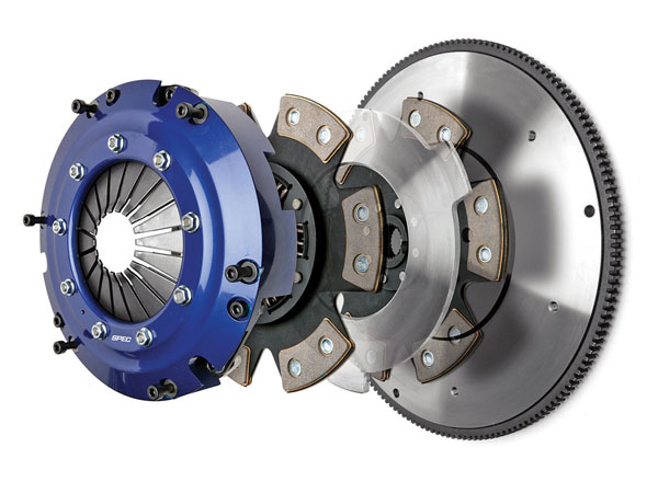 SPEC Clutch SL54ET | SPEC Super Twin Clutch Kit E-Trim: Lamborghini Gallardo 5.0L; 2004-2008