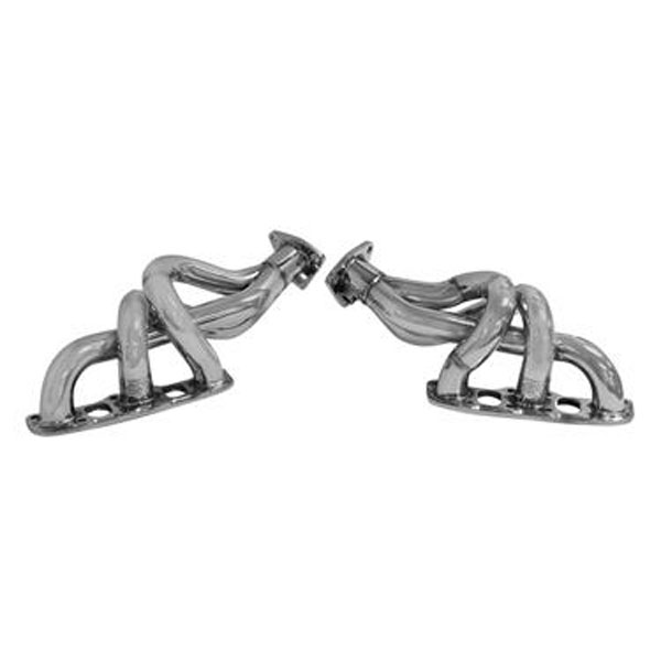 DC Sports NHS4201 |  Nissan FX35 3.5L Headers Polished 304 Stainless Steel; 2003-2007