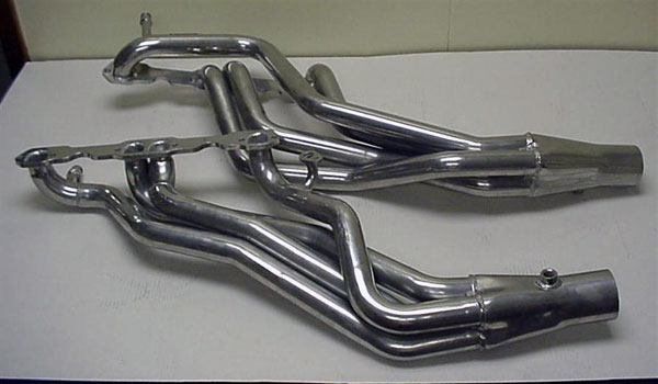 Pacesetter 72C2237:  Quick Trip Long-Tube Headers 1996-97 Firebird LT1 - COATED V8