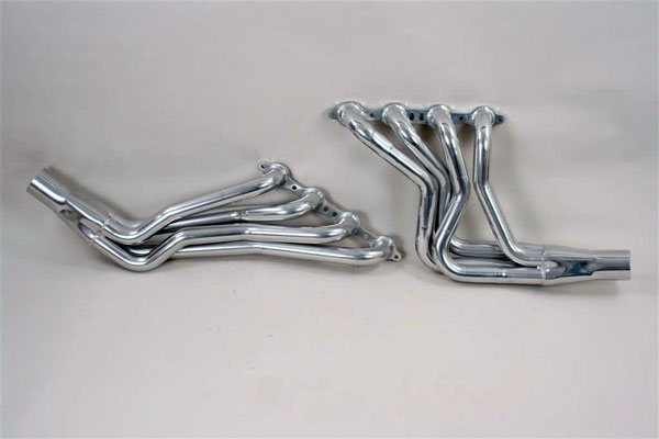 Pacesetter 72C2256 |  Quick Trip Long-Tube Headers Camaro LS1 - ARMOUR COATED (NO EGR) V8; 1998-2002