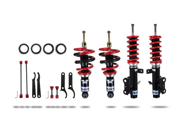 Pedders 160086 |  CHEVROLET CAMARO Extreme Xa Coilover Kit; 2009-2014