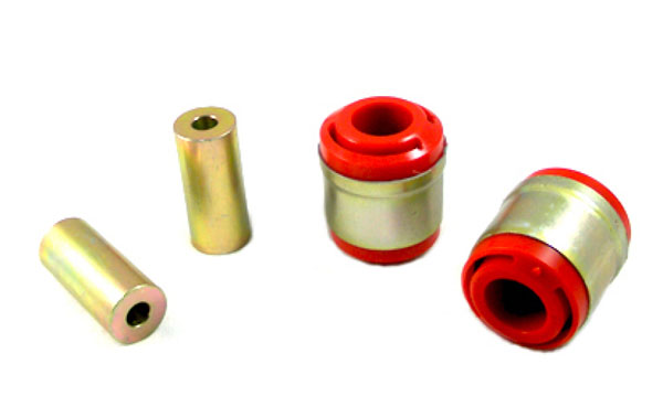 Pedders EP6567 |  Dodge Magnum Urethane Front Radius Rod Bushings Kit; 2005-2008