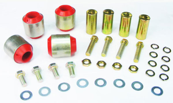 Pedders (EP6570)  Dodge Magnum Urethane Front upper control arm camber adj Bushings Kit, 2005-2012