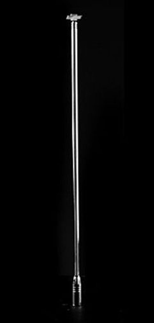 Empire PH12B-N:  06-up /GMC Trucks/SUVs 12 inch Phat Antenna with Bowtie Tip