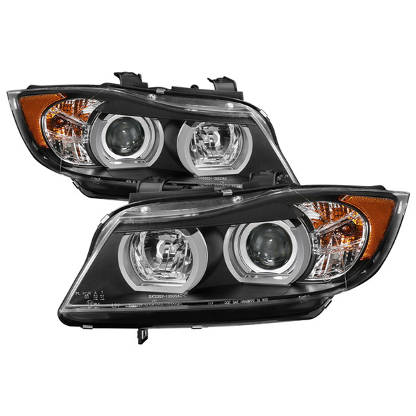 Spyder 5083852 Bmw E90 3 Series 4dr Version 2 Projector Headlights Hid Model Non Afs Only
