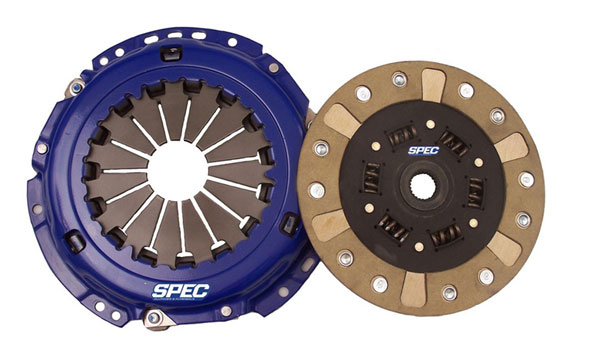 SPEC Clutch SA232 |  Stage 2 - Audi S2 (early 3B) 2.3L 5sp; 1991-1993