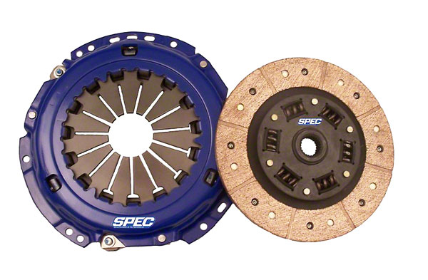 SPEC Clutch SP843F-2 |  Stage 3+ - Porsche GT2 3.6L; 2002-2009