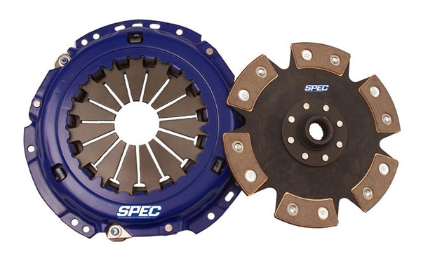 SPEC Clutch (SV024)  Stage 4 - Audi Fox 1972-1979 1.5L