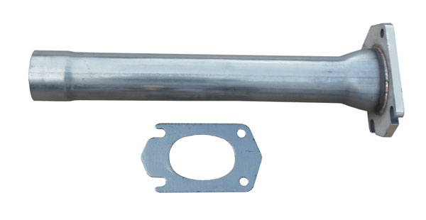 Pypes Exhaust PVC10 | Pypes GM 4 Flange CAT Delete PVC10; 1983-1987