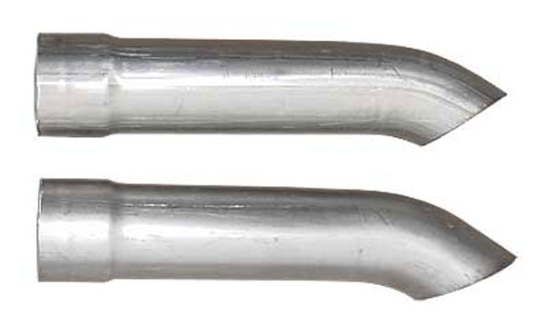 Pypes Performance Exhaust PVD10: Pypes 2.5 DOWNTURNS