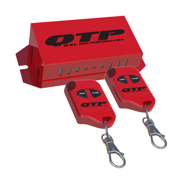QTP 10901 | QTEC Wireless One Touch Remote Controller; 1950-2021