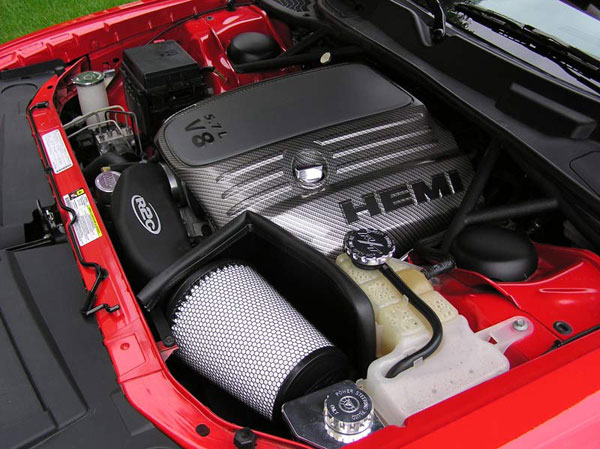 R2C Performance CAI10529: R2C Charger SRT-8 2006-15 / 5.7L RT 2006-15 Cold Air Intake