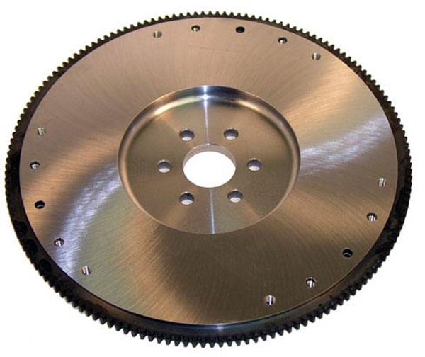 RAM Clutches 1525 | RAM Billet Steel Flywheel Mustang 5.0L (157 tooth) 50oz Internal Balance; 1986-1995