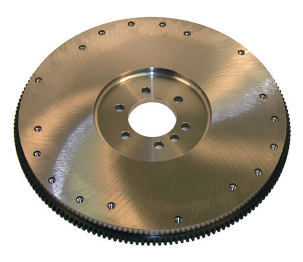 RAM Clutches 1540: RAM Billet Steel Flywheel 6 bolt - 2005-10 Mustang 4.6L V8