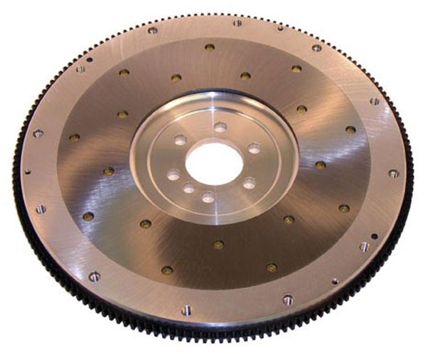 RAM Clutches 2525: RAM Billet Aluminum Flywheel Mustang 5.0L (157 tooth) 50oz Internal Balance