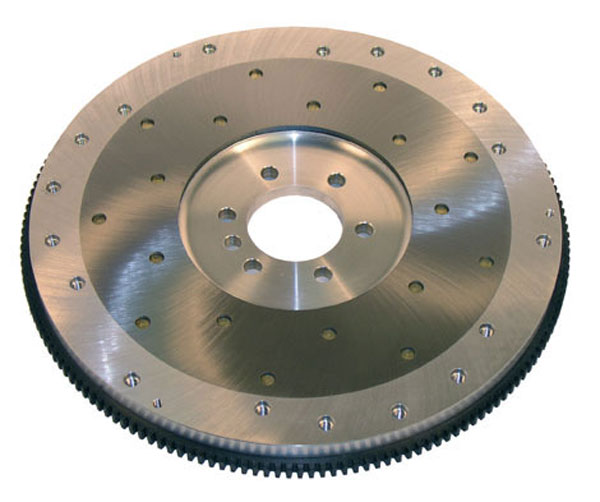 RAM Clutches 2545: RAM Billet Aluminum Flywheel 1994-04 Mustang 4.6L/5.0L 8-bolt V8