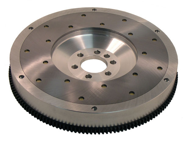 RAM Clutches 2555: RAM Billet Aluminum Flywheel 1993-97 Firebird LT1 (earlier 2 pc rear main) V8