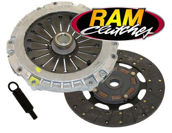 RAM Clutches 88516HDX   RAM HDX Clutch Kit Camaro LT1 V8; 1993-1997
