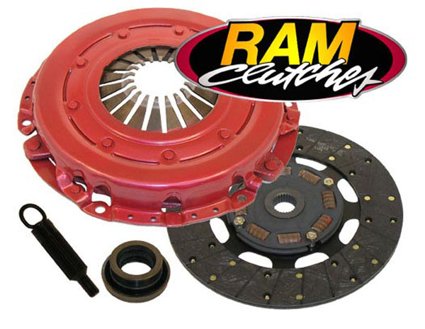 RAM Clutches 88730HDX: RAM HDX Clutch Kit 1982-92 Firebird V8