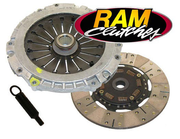 RAM Clutches 98516HD: RAM Powergrip HD Clutch Kit 1993-97 Camaro LT1 V8