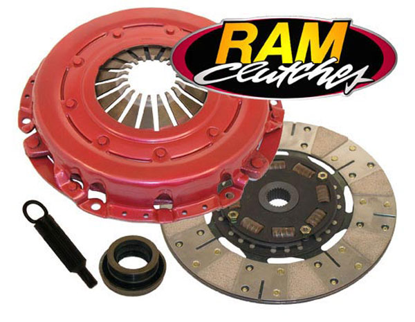 RAM Clutches 98730HD: RAM Powergrip HD Clutch Kit 1982-92 Firebird V8