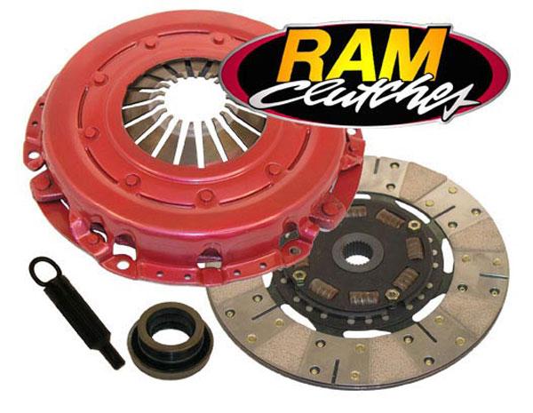 RAM Clutches 98730HD | RAM Powergrip HD Clutch Kit 1982-92 Firebird V8
