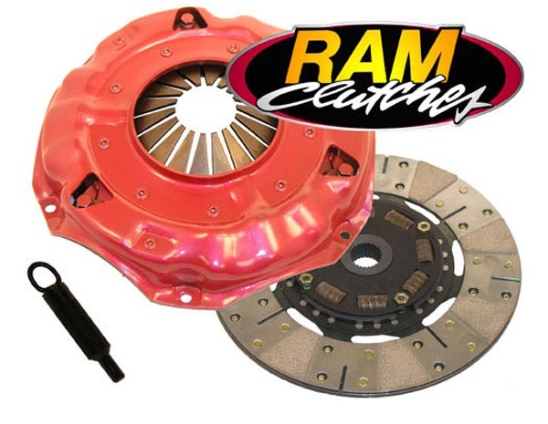 RAM Clutches 98931HD: RAM Powergrip HD Clutch Kit 1998-02 Camaro LS1 V8
