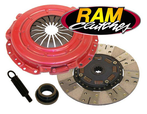 RAM Clutches 98951HD: RAM Powergrip HD Clutch Kit 2001-04 Mustang 4.6L V8