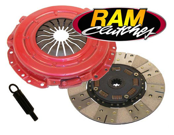 RAM Clutches 98952HD | RAM Powergrip HD Clutch Kit 2005-10 Mustang 4.6L V8