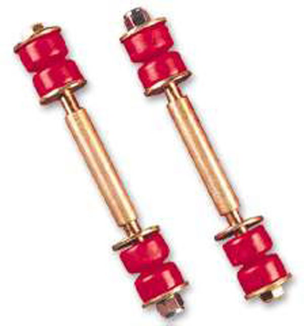 Energy Suspension RKENDLINKSR:  Urethane Sway Bar Endlinks 2-5/8 inch Camaro 1982-02 V8 / V6