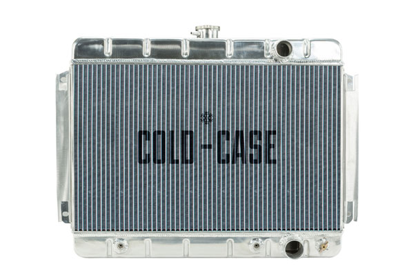 Cold-Case Radiators (CHE541A)  Chevelle Aluminum Radiator, 1964-65 AT