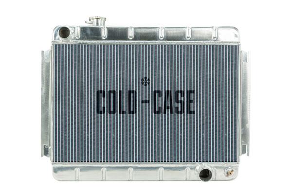 Cold-Case Radiators CHE542    El Camino Aluminum Radiator, MT; 1966-1967