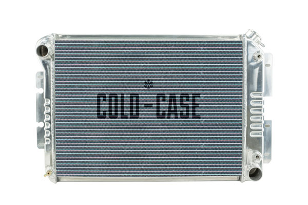 Cold-Case Radiators (CHC549A)  Camaro Aluminum Radiator, 1967-69 SB AT