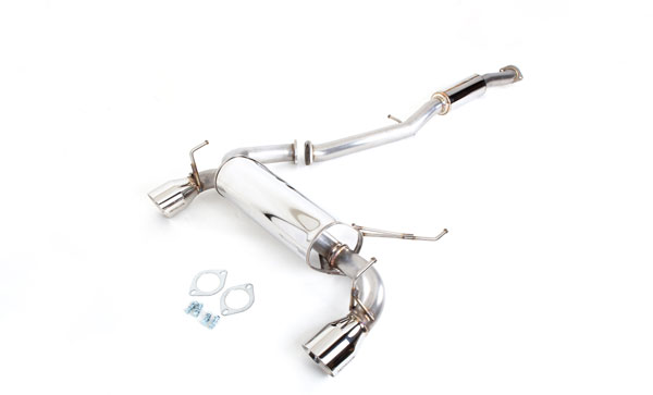 Revel T70063R | Medalion Touring Exhaust Nissan 350Z; 2003-2006