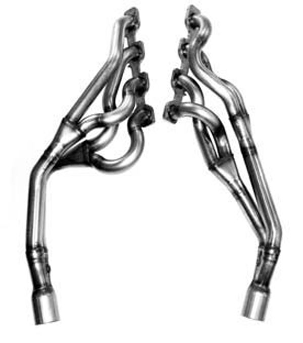Bassani S616SRT:  SRT-8 Stainless Steel Longtube Headers