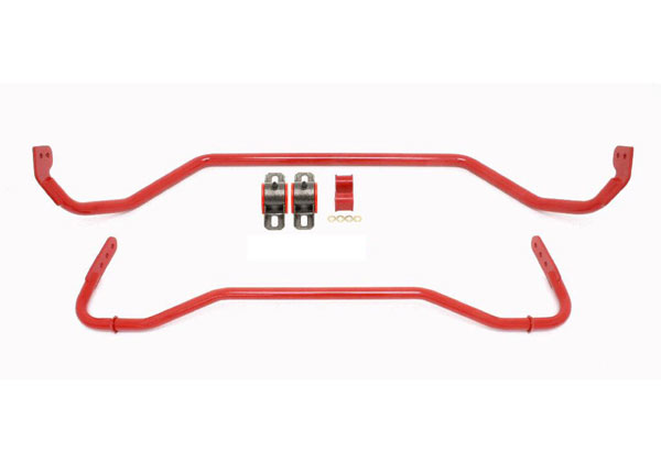 BMR Suspension SB029 | BMR Sway Bar Kit With Bushings, Front (SB012) And Rear (SB013) G8; 2008-2009
