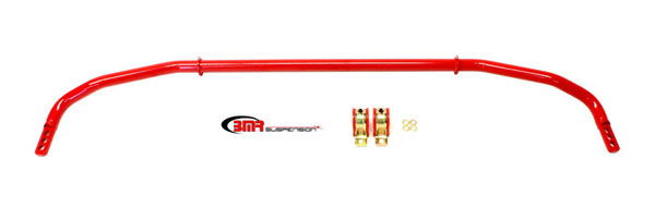 BMR Suspension SB033: BMR Sway bar kit with bushings, rear, adjustable, hollow 32mm for 2012-15 Camaro