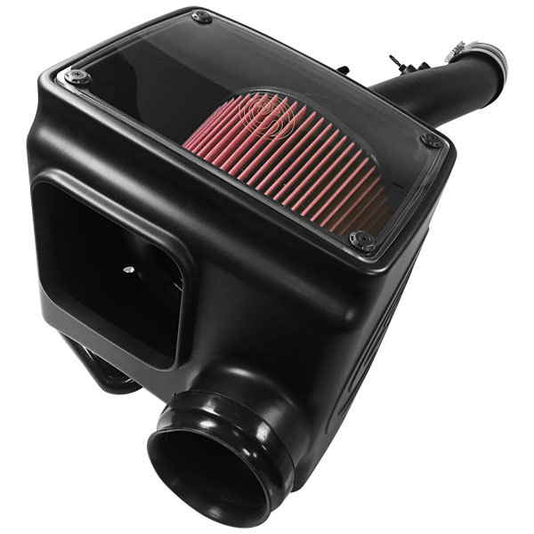 S&B Filters 75-5115   S&B Cold Air Intake Toyota 4-Runner 4.0L 4X4 (Cotton Filter); 2010-2021